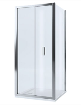 Mira Leap 6mm Glass Bi-Fold Door