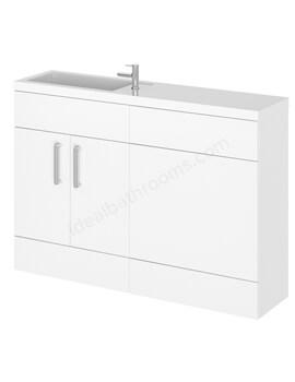 Essential Neveda I Floor Standing Washbasin Unit And Basin