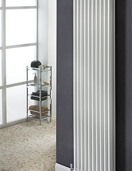 Biasi Chiara Vertical 2 Column Tubular Radiator