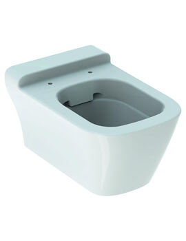 Geberit MyDay 360 x 540mm Wall-Hung Rimeless WC Pan