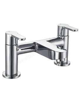 Essential Camden Deck-Mounted Bath Filler Tap