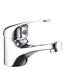 Essential Conway Mono Basin Mixer Tap - Click Clack Waste Included