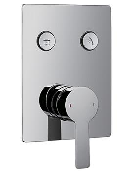 Flova Spring Concealed GoClick Manual Shower Mixer Valve