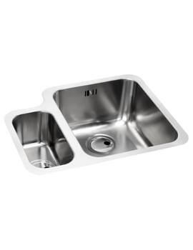 Abode Matrix R50 1.5 Bowl Kitchen Sink