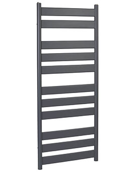 Biasi Serena Flat Panel Towel Rail