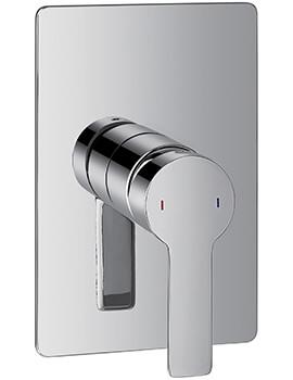 Flova Spring Concealed Manual Shower Mixer Valve