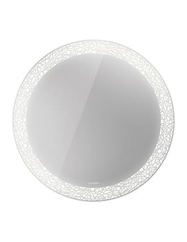 Duravit Happy D.2 Plus Mirror With LED Lighting - Sensor Version