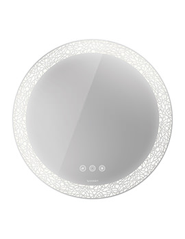 Duravit Happy D.2 Plus Mirror With LED Lighting - Icon Version