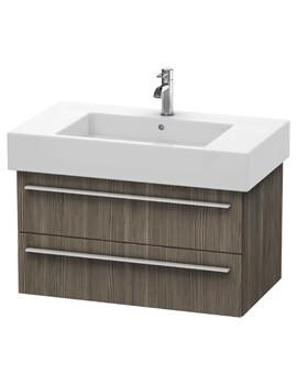Duravit X-Large 2 Drawer Vanity Unit For Vero Basin