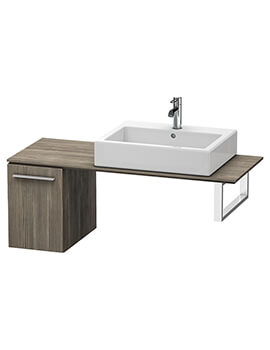 Duravit X-Large 1 Pull Out Compartment Cabinet For Console