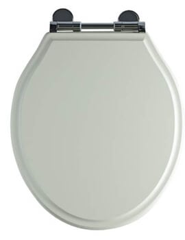 Tavistock Soft Close Wooden Toilet Seat