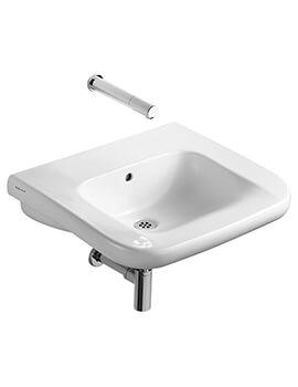 Armitage Shanks Contour 21 Accessible No Tap Hole Washbasin