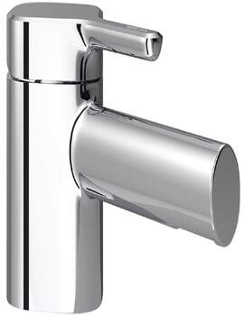 Bristan Flute Single Hole Deck Mounted Bath Filler Tap