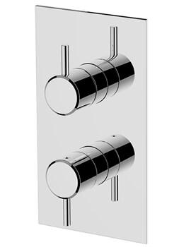 Britton Hoxton Thermostatic Shower Mixer Valve