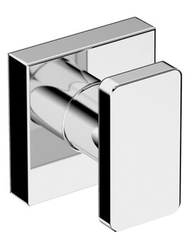 VitrA Projekta Chrome Bath Robe Or Towel Hook