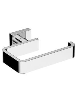 VitrA Projekta Toilet Roll Holder Chrome