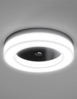 HIB Polar Bathroom Ceiling Light Round - 0720
