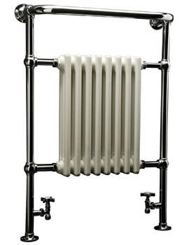 DQ Heating Croxton Heated Towel Rail
