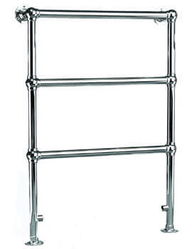 DQ Heating Hockwold Wall Mounted Heated Towel Rail