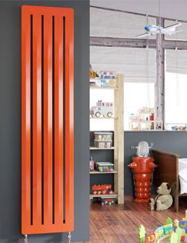 DQ Heating Drifter Designer Vertical Radiator
