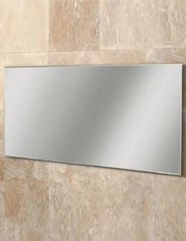 HIB Willow Bevelled Edge Rectangular Mirror - Landscape - W 1200 x H 600mm