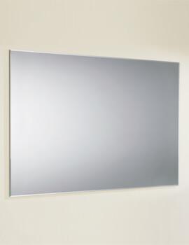 HIB Jackson Bevelled Edge Rectangular Mirror - W 800 x H 600mm
