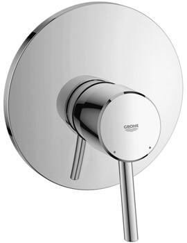 Grohe Concetto Chrome Single Lever Shower Mixer Valve Trim