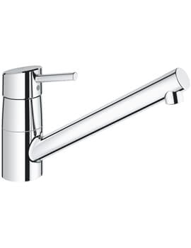 Grohe Concetto Single Lever Low Spout Sink Mixer Tap