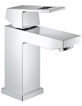 Grohe Eurocube 1/2 Inch Basin Mixer Tap
