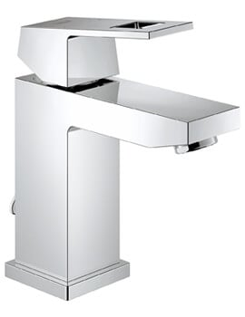 Grohe Eurocube Single Lever Basin Mixer Tap