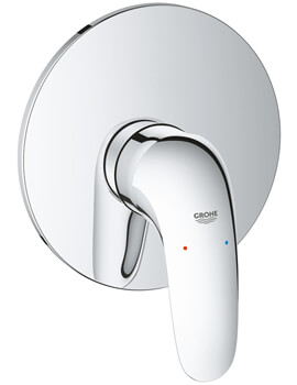 Grohe Eurostyle Single Lever Shower Mixer Trim