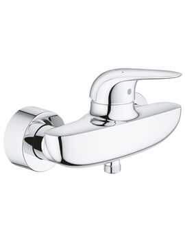 Grohe Eurostyle Wall Mounted Single Lever Shower Mixer Tap