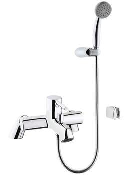 VitrA Minimax Bath Shower Mixer Tap Chrome