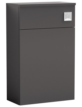 Nuie Arno Back-To-Wall WC Unit 500 x 200mm