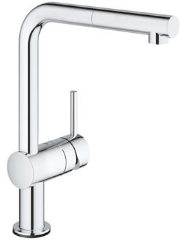 Grohe Minta Touch Electronic Single Lever Kitchen Sink Mixer Tap