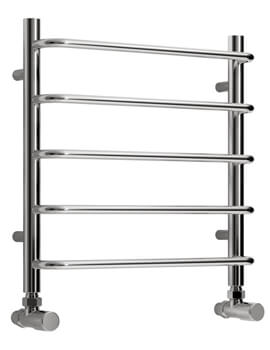 Reina Aliano Chrome Designer Radiator 500mm Wide