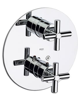 Roca Loft T Built In Thermostatic Bath Or Shower Mixer Valve Without Diverter