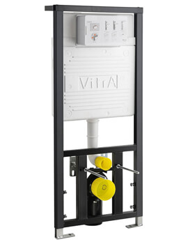 VitrA Floor And Wall Fixation Slim Frame