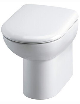 Nuie Premier Lawton Comfort Height Back To Wall WC Pan