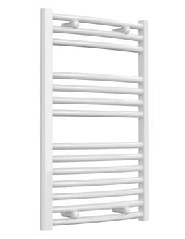 Reina Diva Flat Heated Towel Warmer 500mm Wide