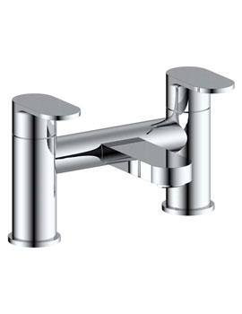 Pura Duro Deck Mounted Bath Filler Tap