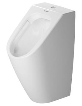 Duravit ME By Starck Rimless Urinal - 300mm x 350mm