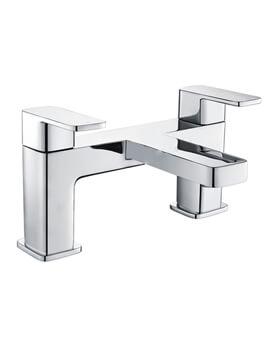 Essential Hadley Bath Filler Tap 2-Handles - Deck-Mounted