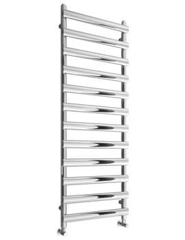 Reina Deno 500mm Wide Stainless Steel Designer Radiator