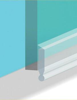Croydex Translucent Seal Kit For Bath Screen