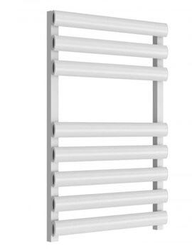 Reina Veroli 480mm Wide Aluminium Heated Towel Rail