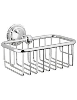 Crosswater Belgravia Soap Basket - BL044C