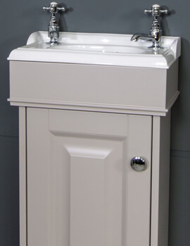 Silverdale Victorian 420 x 230mm Micro Basin