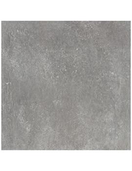 RAK Fashion Stone Lappato 75 x 75cm Light Grey Porcelain Tile