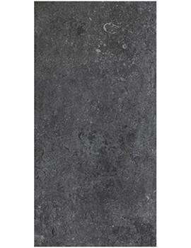 RAK Fashion Stone 30 x 60cm Grey Matt Porcelain Tile